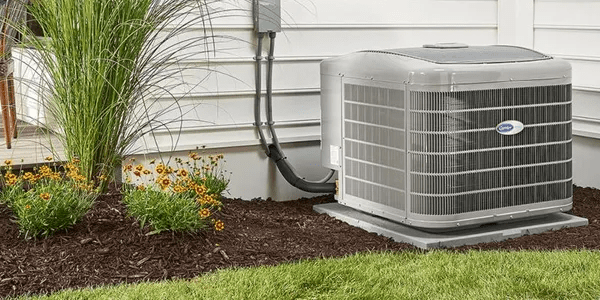 High efficiency air conditioning upgrades