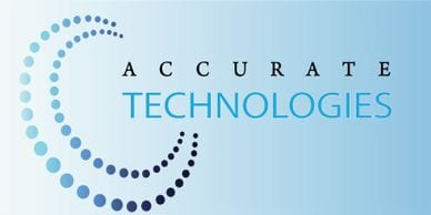 accurate technologies logo